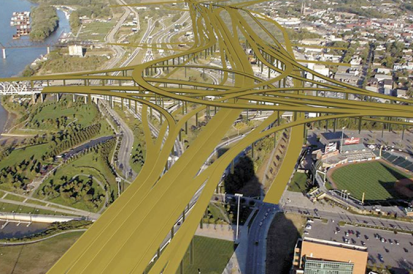 Louisville interchange